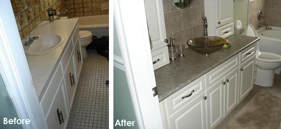 Bathroom Renovations Surrey