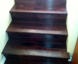Staircase refinishing Surrey