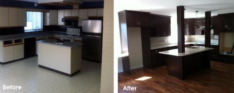 Kitchen Renovations Surrey