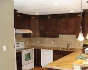 Judi McQueen new Kitchen/granite