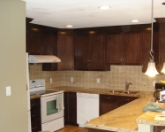 Judi McQueen new Kitchen/granite