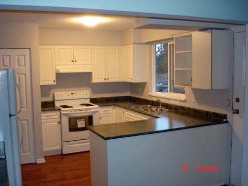 brookswood new kitchen