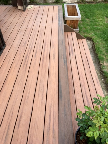 Trex Decking Project